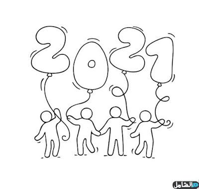 صور رسومات للتلوين احلي رسومات اطفال جديدة للتلوين 2