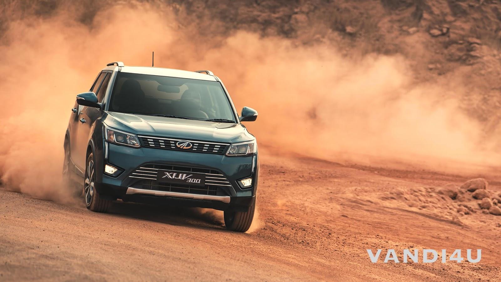 Mahindra XUV300 becomes Safest Car in India   VANDI4U