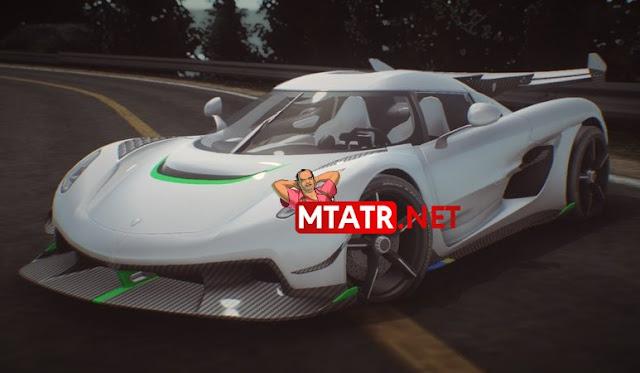 MTASA 2019 Koenigsegg Jesko