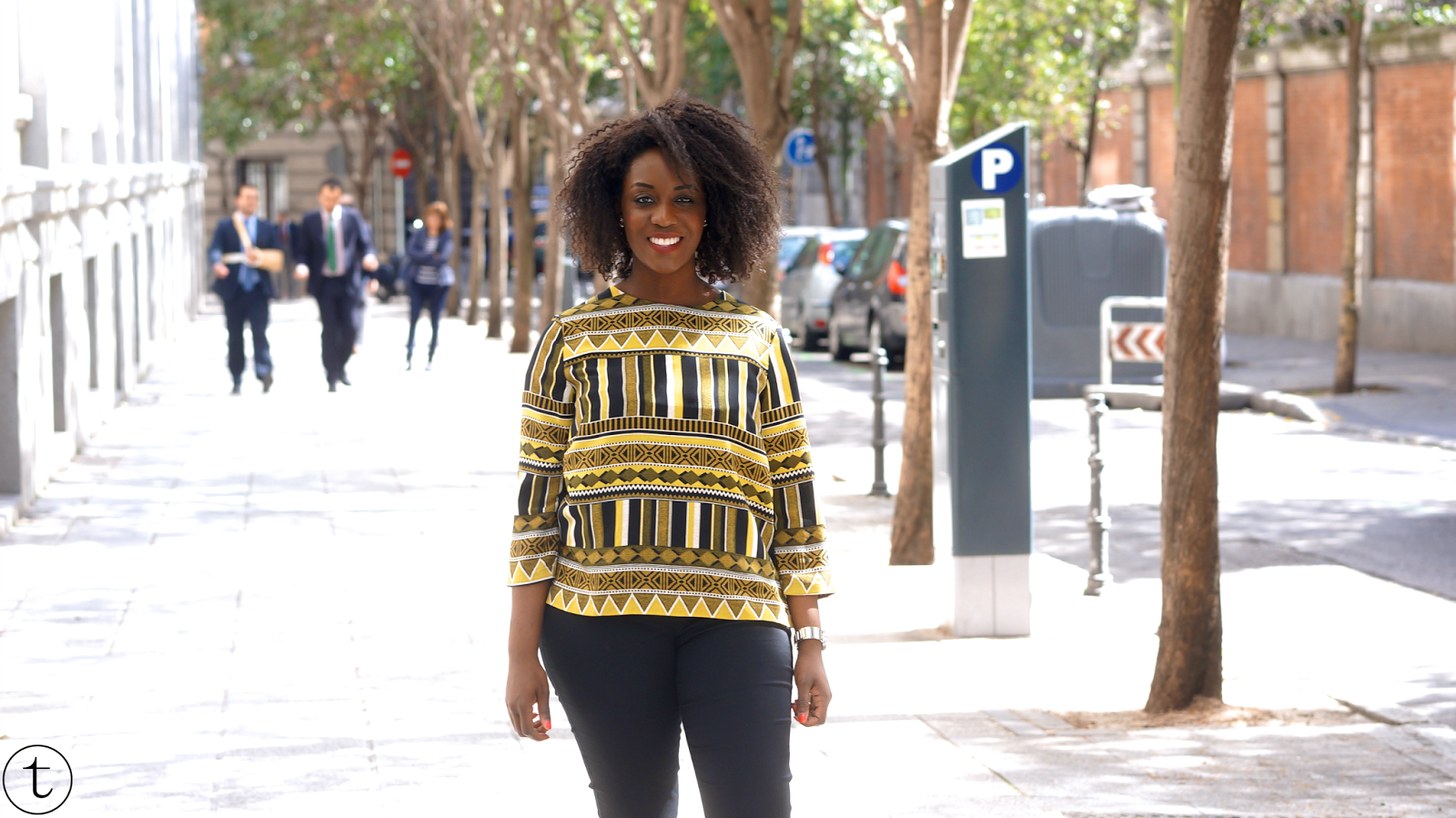 african fashion blogger in madrid spain travel diary review