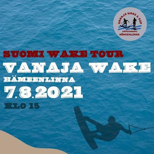 SWT 2021 / Vanaja Wake 7.8.