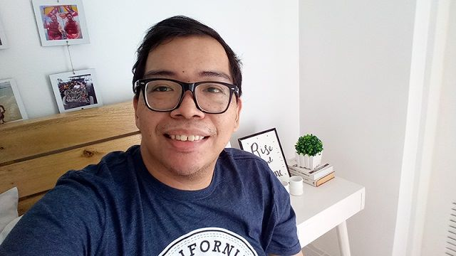 Kata M4s Front Camera Sample - Indoor (Subpar Lighting)