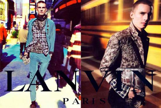 First Images of Campaigns of Lanvin and Marc Jacobs Spring/Summer 2010