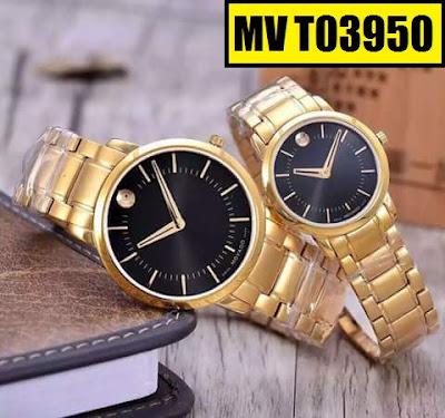 Đồng hồ cặp đôi MV Đ03950