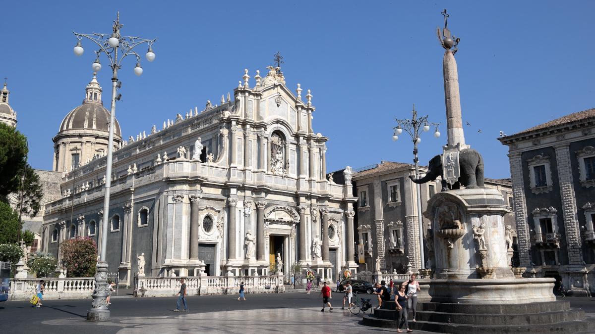 Piazza Duomo blindata
