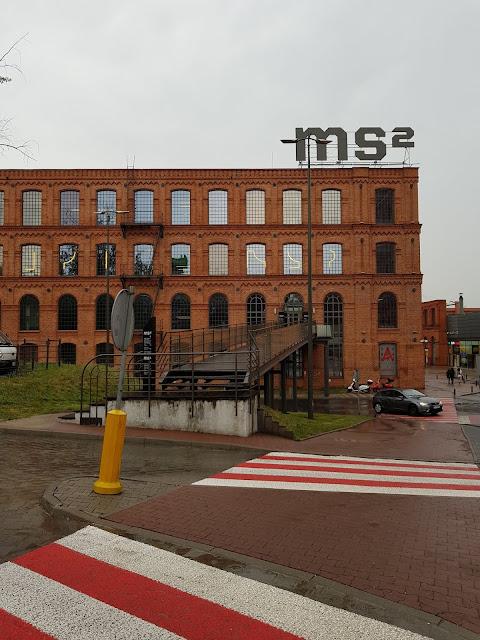 Museo MS2-Lodz