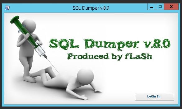 Cara Mencari Username dan Password Admin Website Menggunakan SQL Dumper