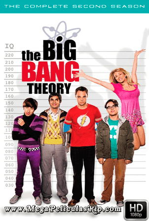 The Big Bang Theory Temporada 2 1080p Latino