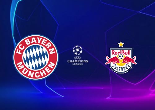 Bayern Munich vs Salzburg -Highlights 25 November 2020
