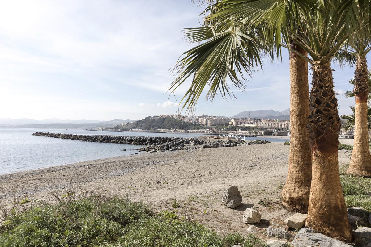 Ceuta, Spain, Africa, Espanja, matkailu, matkustus, rantaloma, lomakohde, valokuvaaja, photographer, Frida Steiner, Visualaddict, visualaddictfrida, valokuvaus, ranta, ocean, sea