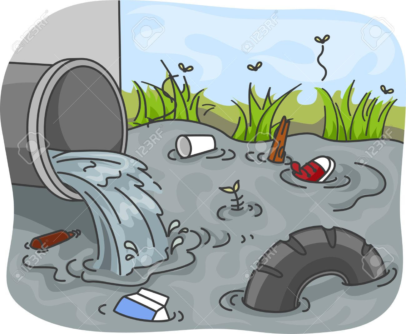 industrial pollution clipart - photo #33