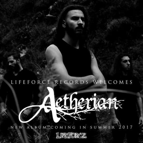 AETHERIAN: Υπέγραψαν με την Lifeforce Records. Νέο album στα σκαριά
