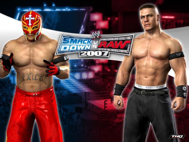 Freekasoftwares: WWE Smackdown VS Raw free pc game download