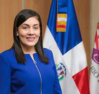 Dirigente de la JPLD, Yiljuly Pimentel, resalta vocación académica de la mujer dominicana