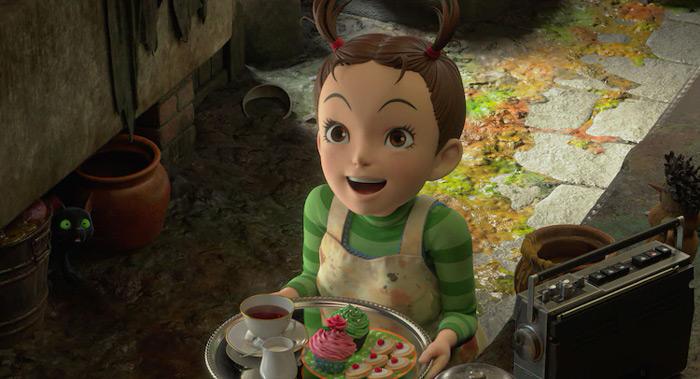 Earwig and the Witch (Aya to Majo) CGI anime film
