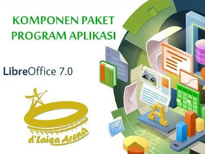 Komponen LibreOffice 7.0
