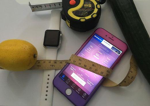 قائمة, بأفضل, تطبيقات, تتبع, الوزن, من, خلال, هاتف, Android, أو, iOS