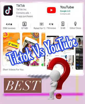 Tiktok_video_vs_YouTube_video_batter_platform
