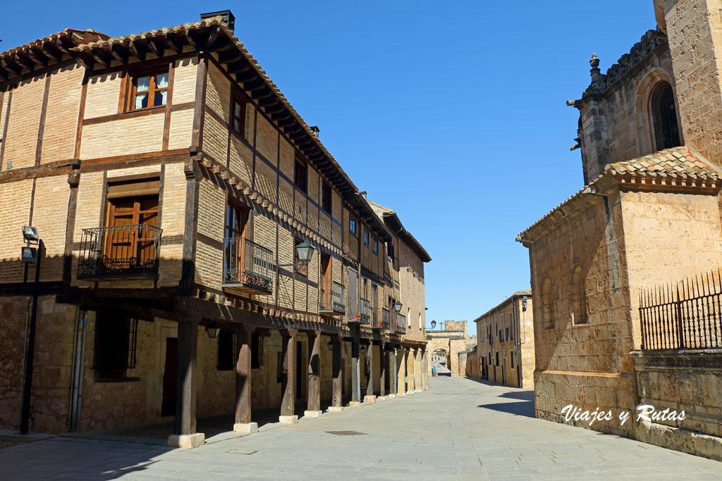 Plaza de la Catedral, El Burgo de Osma