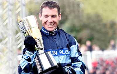 If and when Richard Johnson lines up for the 2019 Grand National