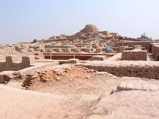 art and religion of the Harappan