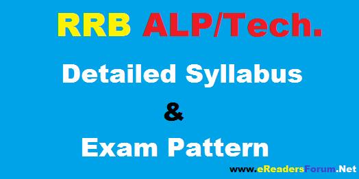 rrb-alp-syllabus