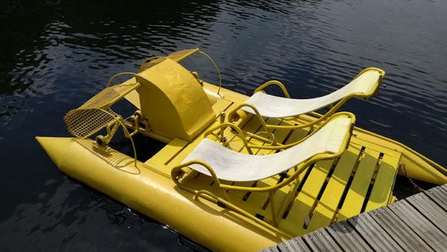 Passeios de Barcos a dois no Rio Tâmega
