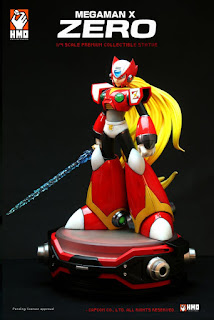 Zero Red Edition de Mega Man X - HMO