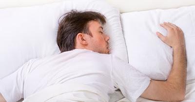 Descansar sueño profundo saludable