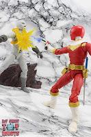 Power Rangers Lightning Collection Zeo Red Ranger 58