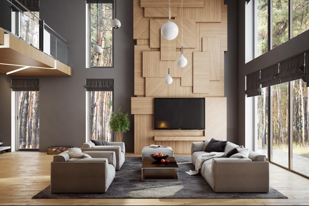 Thiết kế nội thất, kiến trúc nội thất và các quy luật cơ bản (Phần 1)