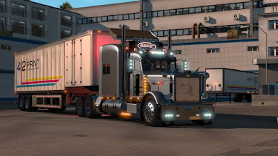 PETERBILT 389 MODIFIED V2.1 (1.32,1.33)