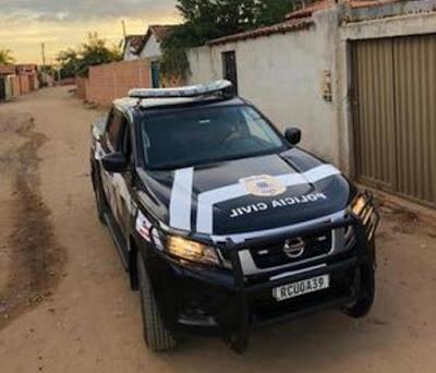 Homem é preso em Ruy Barbosa suspeito de estuprar enteada de 15 anos; vítima está grávida e era agredida