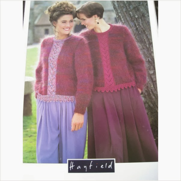 3dc7e7160 http   uk.ebid.net for-sale hayfield-knitting-pattern-4037-ladies-mohair- sweater-bust-30-42-117142117.htm