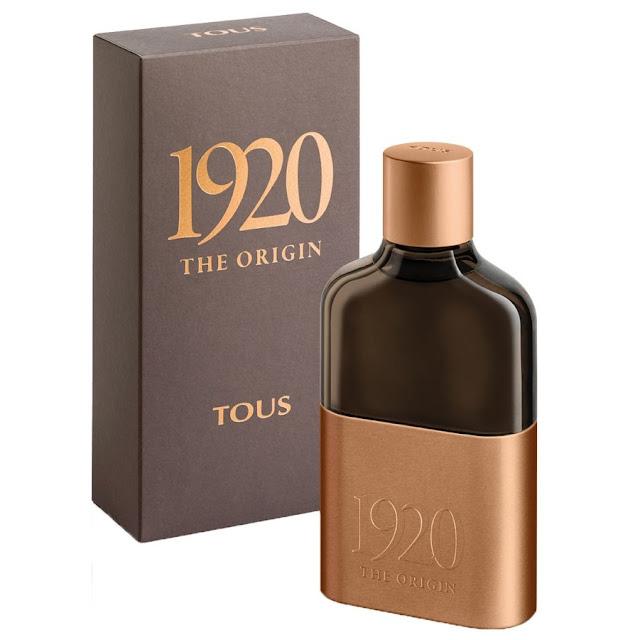 Tous 1920 The Origin perfumy dla mężczyzn