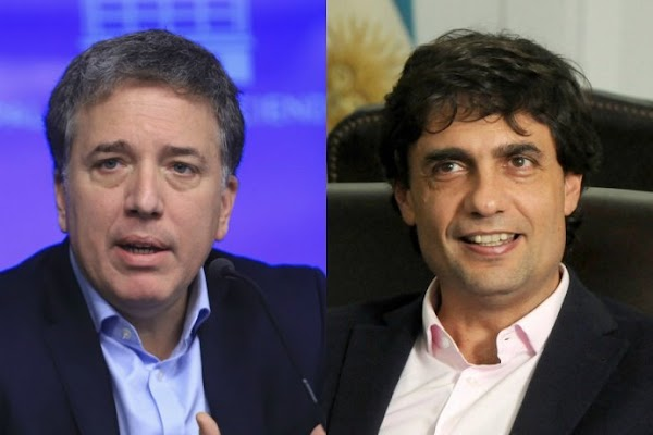 Renunció Nicolás Dujovne y Hernán Lacunza será el nuevo ministro de Hacienda