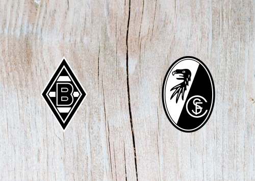 Borussia Monchengladbach vs Freiburg - Highlights 15 March 2019