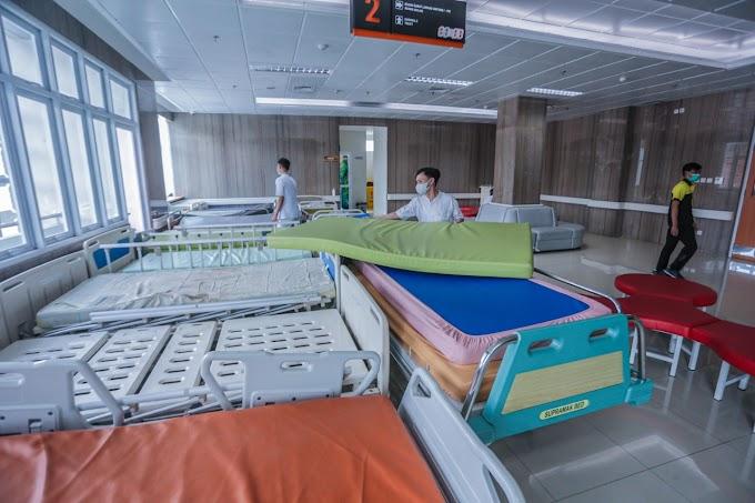 Kasus Covid-19 Terus Naik, Bima Arya Minta Rumah Sakit Tambah Tempat Tidur
