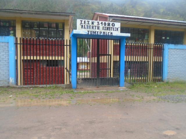 Colegio 34080 ALBERTH EINSTEIN - Valle de Junipalca