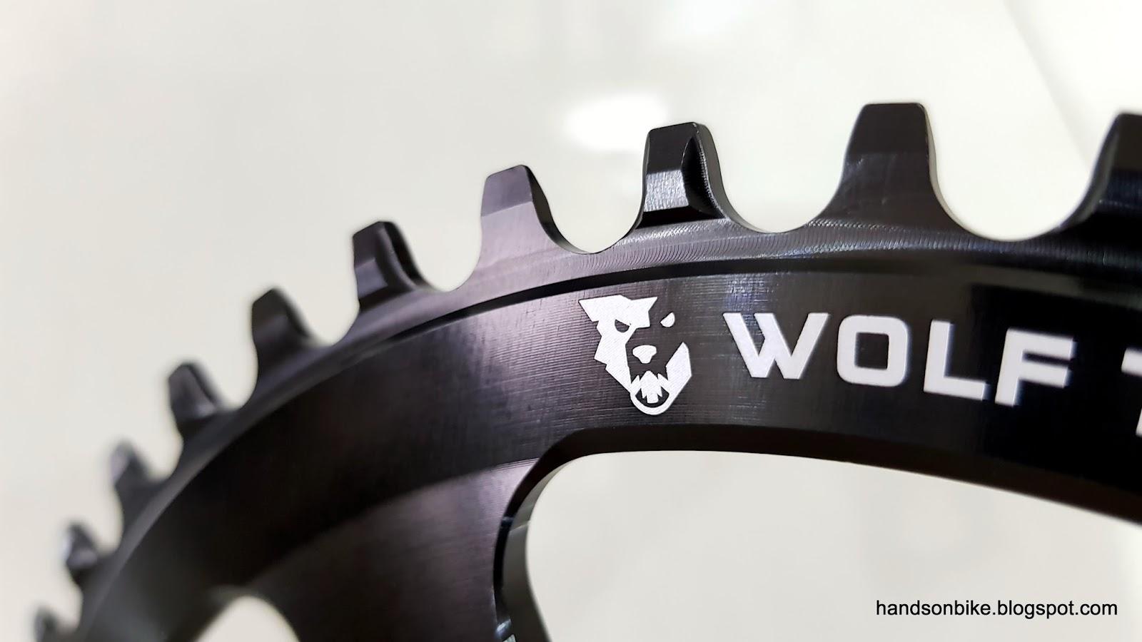 Hands On Bike: Dahon MuEX: 1x11 Drivetrain - Wolf Tooth 48T