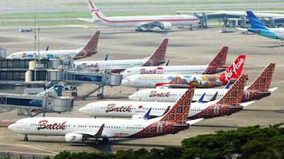 Mantap! Bandara Soekarno-Hatta Peringkat 34 Dunia