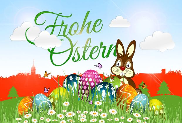 Frohe Ostern Bilder 2018