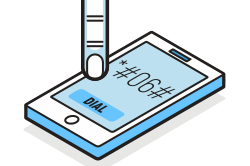Cara Write IMEI Android