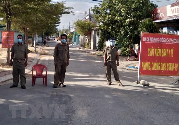 Ninh Thuận: Nguy cơ lây nhiễm dịch bệnh từ 2 tài xế mắc Covid-19
