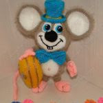 Patron gratis raton amigurumi | Free amigurumi pattern mice