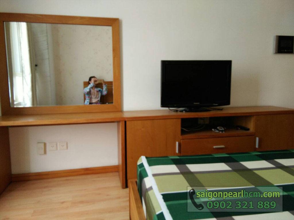 Bán hoặc cho thuê căn hộ Saigon Pearl 2018 | Ruby 2 - phòng ngủ chính