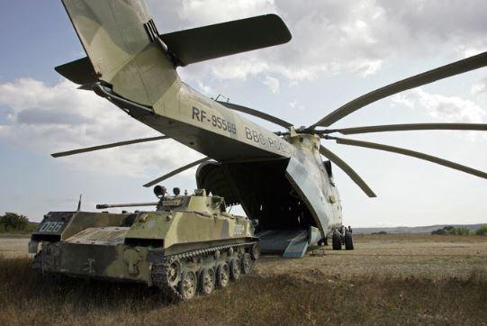 Mil Mi-26 specs