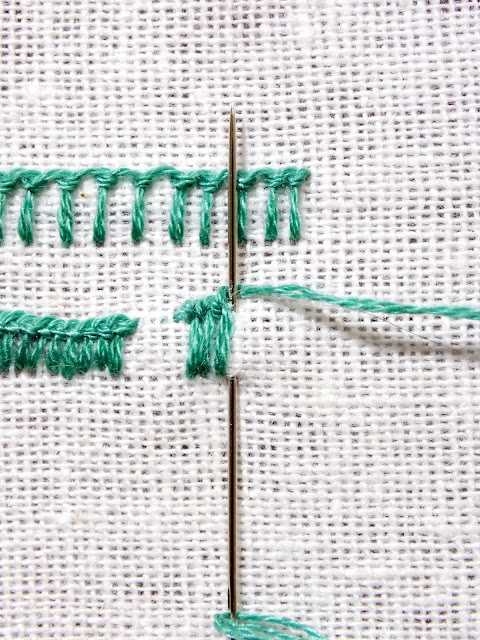 Hand embroidery blog