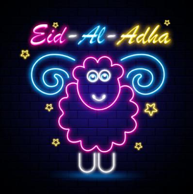 eid ul adha and hajj connection