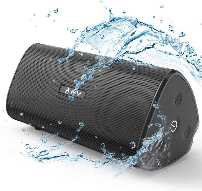 AY - Altavoces Bluetooth 5.0 portátiles de 30 W